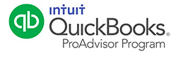 Quickbooks ProAdvisor logo